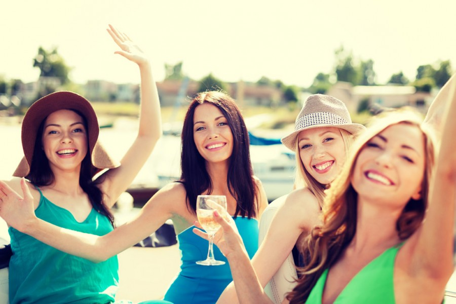 For your Big Greek Bachelorette party you'll never forget!