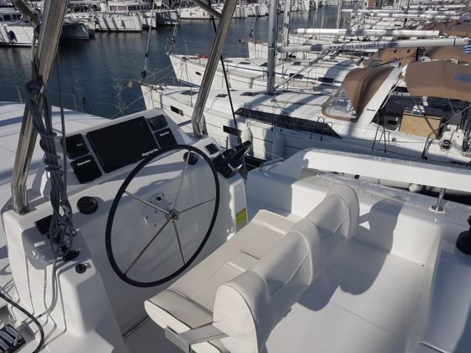 Dufour catamaran 48 - Albertina II