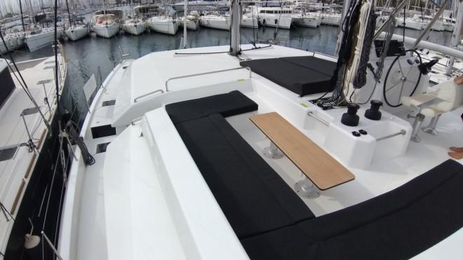 Dufour catamaran 48 Albertina II Flybridge